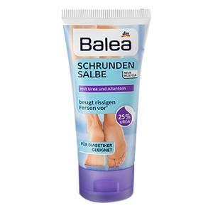 C Discount - Kem duong da chan Balea Schrundensalbe 25Urea 50ml