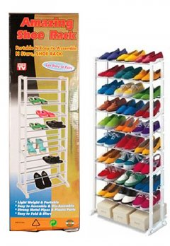 C2270: KỆ GIÀY 10 TẦNG AMAZING SHOES RACK