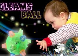 C687: QUẢ CẦU TỰ XOAY GLEAMS BALL