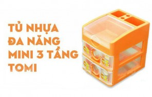 C483: TỦ TOMI 3 TẦNG