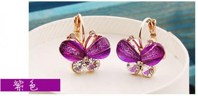 Hoa tai hình bướm
