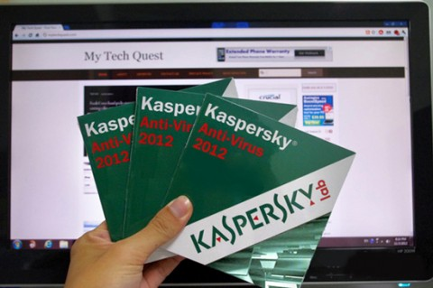 C469: KASPERSKY ANTI-VIRUS SECURITY 2013