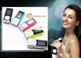 Cơ Hội Mua - May MP3-Ipod co man hinh