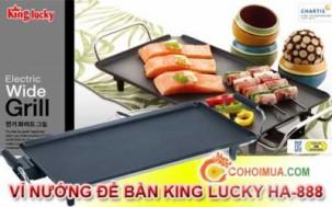 Cơ Hội Mua - Vi nuong dien King Lucky HA-888