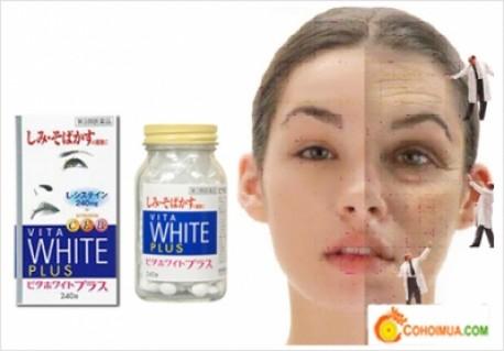 Viên Uống Vita White Plus CEB2 của Nhật...