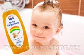 ƯU ĐÃI 48% - Sữa Tắm Gội 2 Trong 1 Baby Days 445ML – USA: