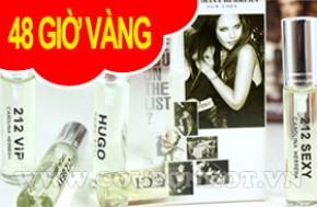 Coupon Hot - Nuoc Hoa Mau Thu Danh Cho Nam Va Nu 15 ml: