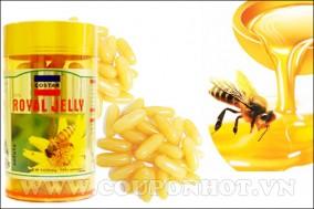 Coupon Hot - Mua Chung Hop Sua Ong Chua Royal Jelly Uc 365 Vien
