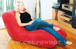 Coupon Hot - Nhom Mua Ghe Hoi Sofa (130*80*70cm)
