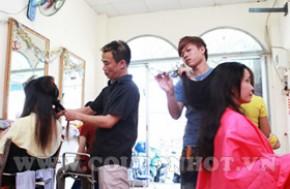 Cùng Mua Chung Dịch Vụ Làm Đẹp Tóc Tại Salon Andy