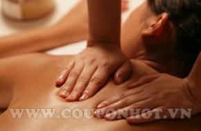 Nhóm Mua Gói Massage Toàn Thân Với Tinh Dầu Thảo Dược Gold Việt Spa