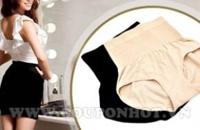 Giúp bạn lấy lại vòng eo thon gọn và tự tin khi diện mọi trang phục ôm sát, Cùng Mua Combo 02 Quần Gen Định Hình Free Size