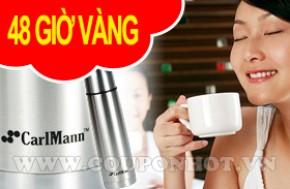Mua Chung Bình Giữ Nhiệt Inox CarLMann 500ml: