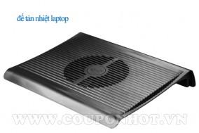 Coupon Hot - Cung Mua Quat Tan Nhiet Laptop N20 – Cua DeepCool Hang Chinh Hang
