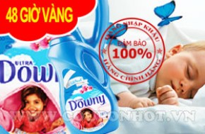 Nước Xả Downy Fabric Softener April Fresh 1540ml – USA: - 1 - Gia Dụng