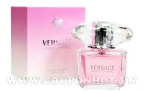 Coupon Hot - Nuoc Hoa Nu Versace Bright Crytal 30ml: