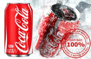 Lốc 6 Lon Coca Cola 355ml/01 Lon – USA: