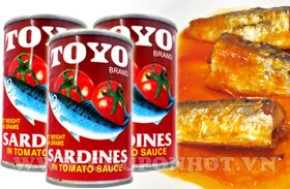 Coupon Hot - Hop Ca Moi Sardines Toyo – Philippines (155gr/01 hop):