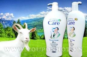 Sữa Tắm White Care 8x Nhập 100% Từ Malaysia: