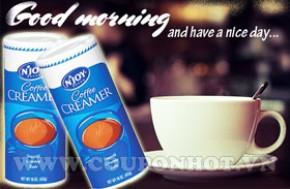 Bột kem cà phê NJoy Nhập Khẩu USA