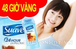 Nhóm Mua Sáp Lăn Khử Mùi Suave 39g - USA: