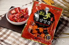 Coupon Hot - Keo Nhan Sam Deo Co Duong Han Quoc 350 Gr: