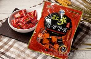 Kẹo Nhân Sâm Dẻo Có Đường Hàn Quốc 350 Gr: