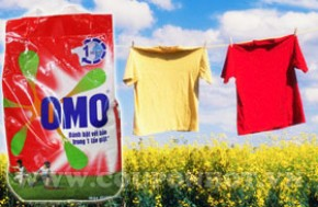 Bột Giặt Omo Đỏ 3 Kg - Unilever Việt Nam: