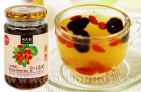 Coupon Hot - Tra Tao Mat Ong 300g Han Quoc: