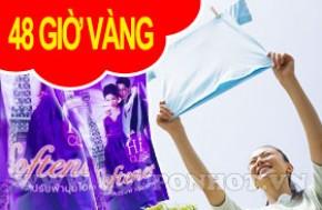 Nước Xả Vải Hi Class Softener 650ml – Thái Lan:
