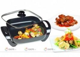 TP. HCM - Tân Bình: Giảm giá 47% - Chảo lẩu nướng điện Happy Call Korea