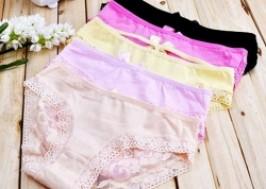 TP. HCM - Tân Bình: Giảm giá 47% - Combo 4 quần lót nơ