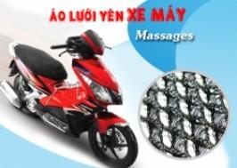 TP. HCM - Tân Bình: Giảm giá 53% - Áo lưới yên xe máy