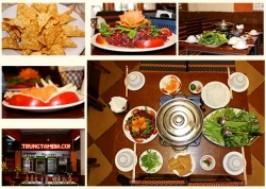 Hà Nội - Ba Đình: Giảm giá 45% - Voucher Sét Lẩu Dành Cho 4 Người Tại Trung Tâm Bia