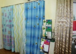 TP. HCM - Tân Bình: Giảm giá 50% - Màn Treo Cửa Nhà Tắm