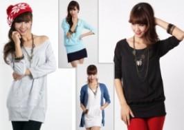 Hà Nội - Hai Bà Trưng: Giảm giá 50% - Áo thân dài Energie tay lỡ thời trang xuất khẩu