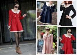 Hà Nội - Hai Bà Trưng: Giảm giá 50% - Váy thu đông Hàn Quốc