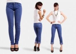 Hà Nội - Đống Đa: Giảm giá 50% - Quần jean nữ thời trang