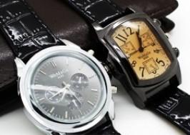 Hà Nội - Hai Bà Trưng: Giảm giá 50% - Lịch lãm cùng đồng hồ nam dây da