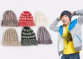 Hà Nội - Hoàn Kiếm: Giảm giá 43% - Combo 2 mũ len quả dưa