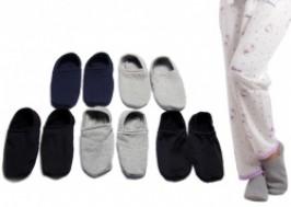 Hà Nội - Hoàng Mai: Giảm giá 44% - Combo 05 đôi giầy tất đi trong nhà