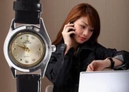 Hà Nội - Hai Bà Trưng: Giảm giá 51% - Đồng hồ dây da nữ tính cho bạn gái