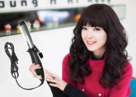 TP. HCM - Tân Bình: Giảm giá 55% - Máy uốn kẹp tóc 2 in 1