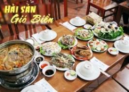 Hà Nội - Cầu Giấy: Giảm giá 21% - Đặc sản lẩu cua bể cho 6 người tai nhà hàng Gió Biển