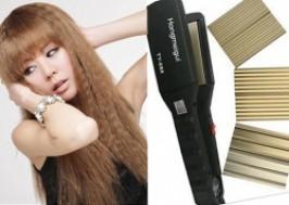 TP. HCM - Tân Bình: Giảm giá 36% - Máy duỗi bấm tóc tiện lợi 4 chức năng