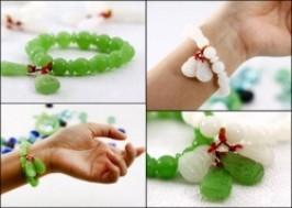 Hà Nội - Cầu Giấy: Giảm giá 48% - Combo 02 vòng tay đá may mắn, món quà ý nghĩa dành tặng người thân