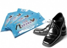 Hà Nội - Hai Bà Trưng: Giảm giá 47% - Bộ 06 gói lau giày bóng nhoáng cho nam và nữ