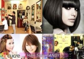 TP. HCM - Bình Thạnh: Giảm giá 90% - Voucher giảm giá chăm sóc tóc- Andy Salon