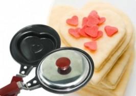 Hà Nội - Hai Bà Trưng: Giảm giá 40% - Combo 2 chảo hình trái tim