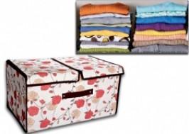 Hà Nội - Hai Bà Trưng: Giảm giá 47% - Túi vải đựng đồ hình hoa
